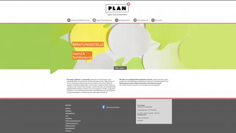 PlanB – Jugend, Sucht & Lebenshilfen