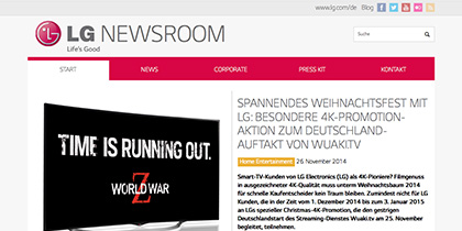 LG Pressestelle Deutschland