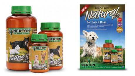 Nekton – Verpackungsdesign