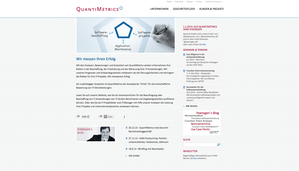 quantimetrics