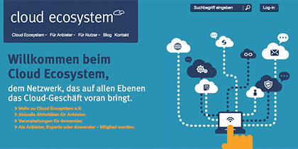 cloudecosystem.org – Frontend
